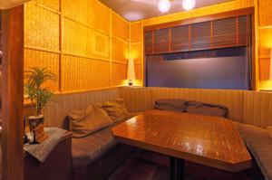 人気の完全個室