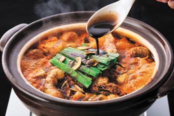 黒から鍋を食べよう!